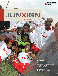 Scaw Junxion Front Page
